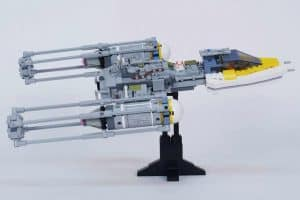 LEGO Star Wars 6253568 Y-Wing Starfighter Review