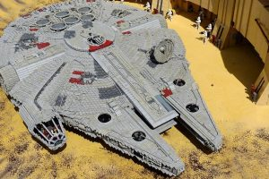 Lego Star Wars Millennium Falcon 7965 Review