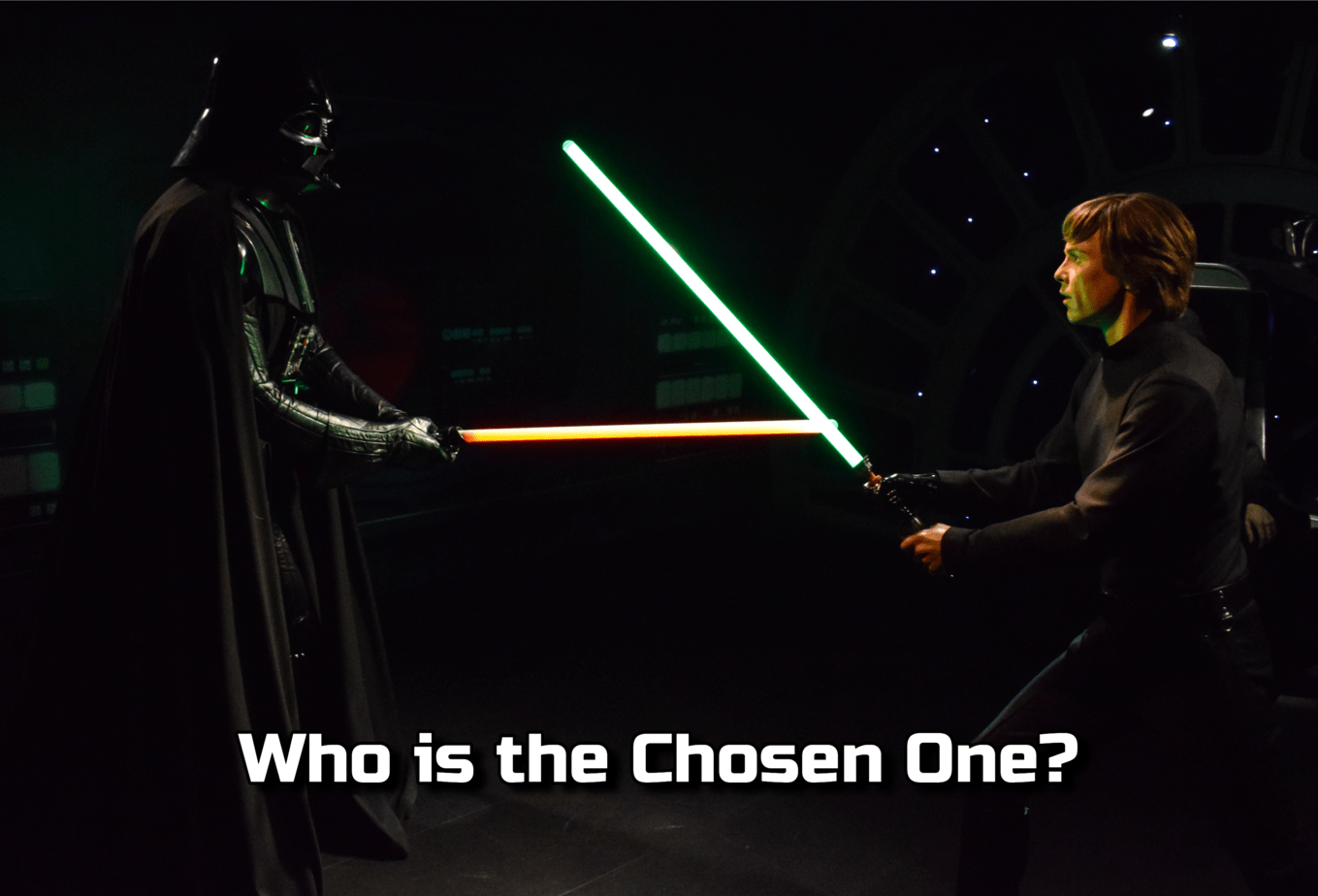 Who is the chosen one? Anakin or Luke?