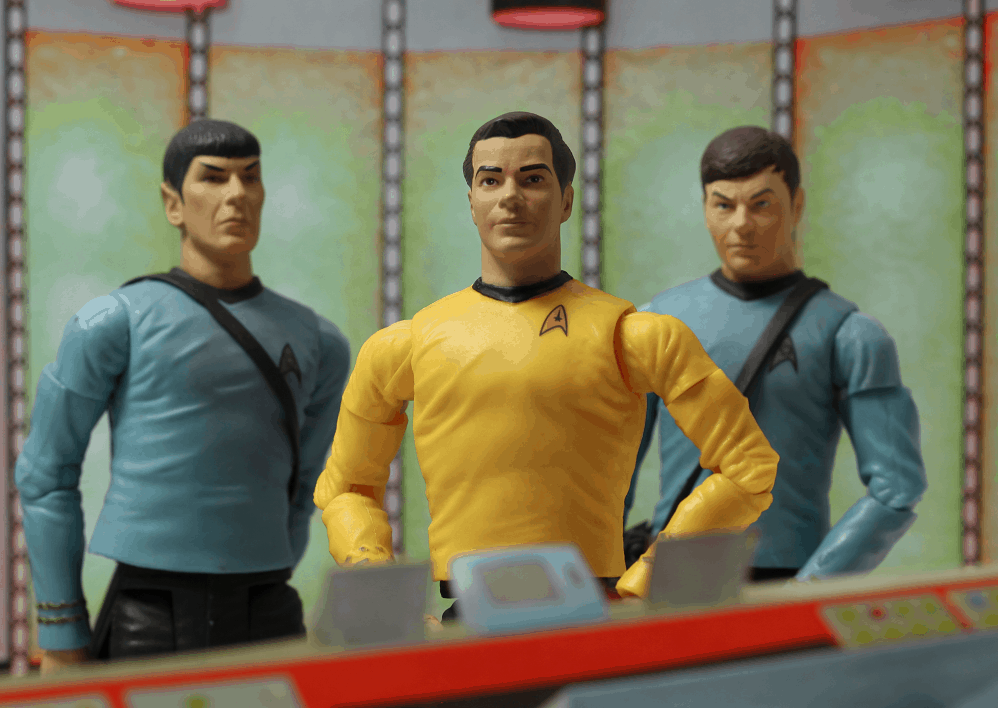 Star Trek Transporters