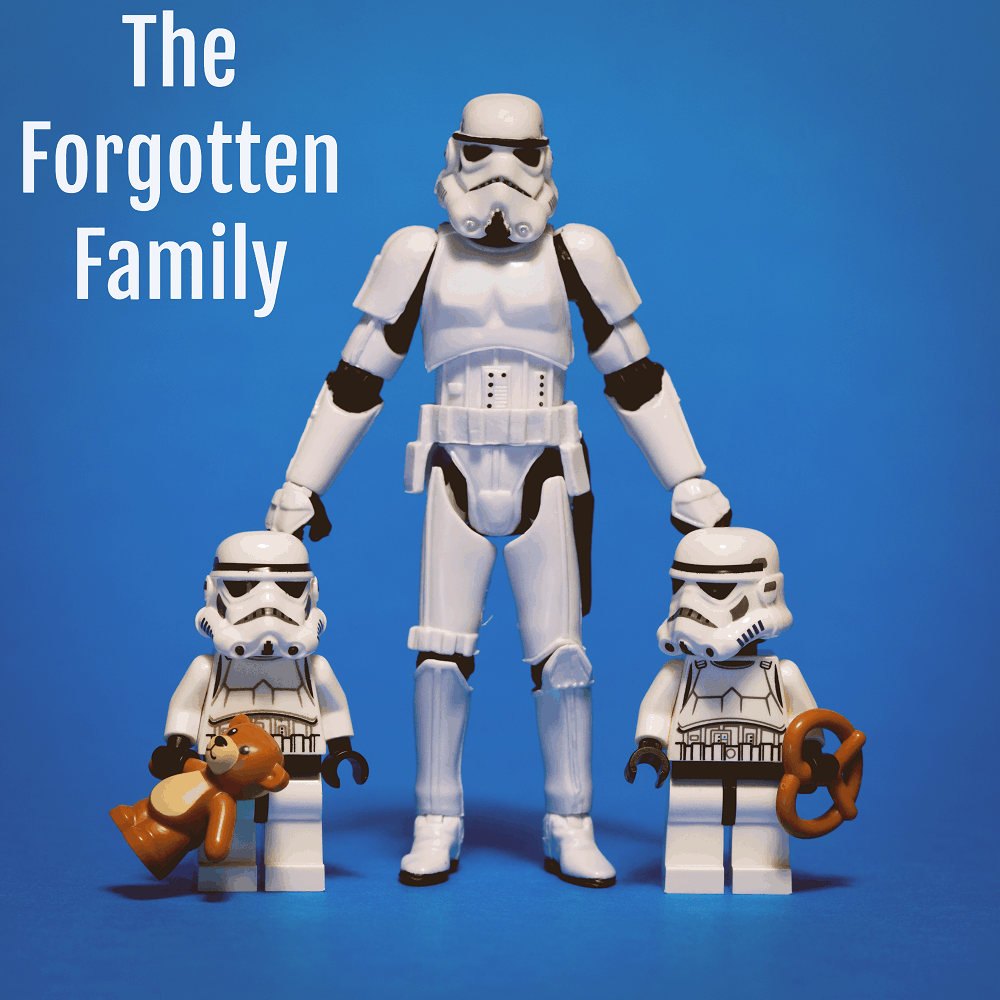 Do Stormtroopers have families